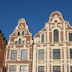 maisons grand place arras